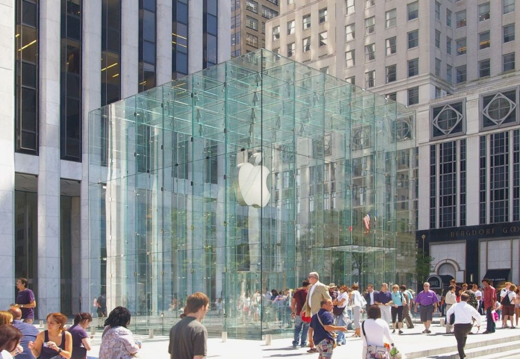 Applestore-NYC