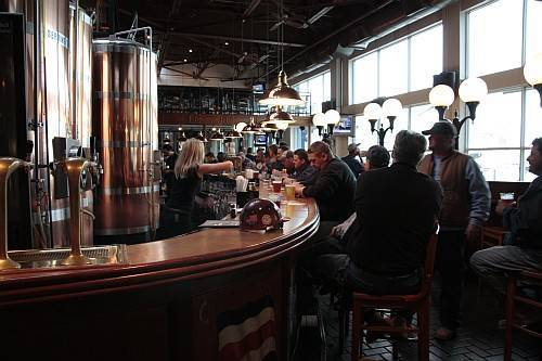 Chelsea Brewing tours