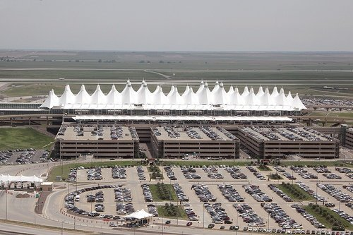 Denver International Airport (EUA)