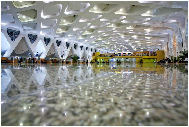 Marrakech Menara Airport (Marrocos)2