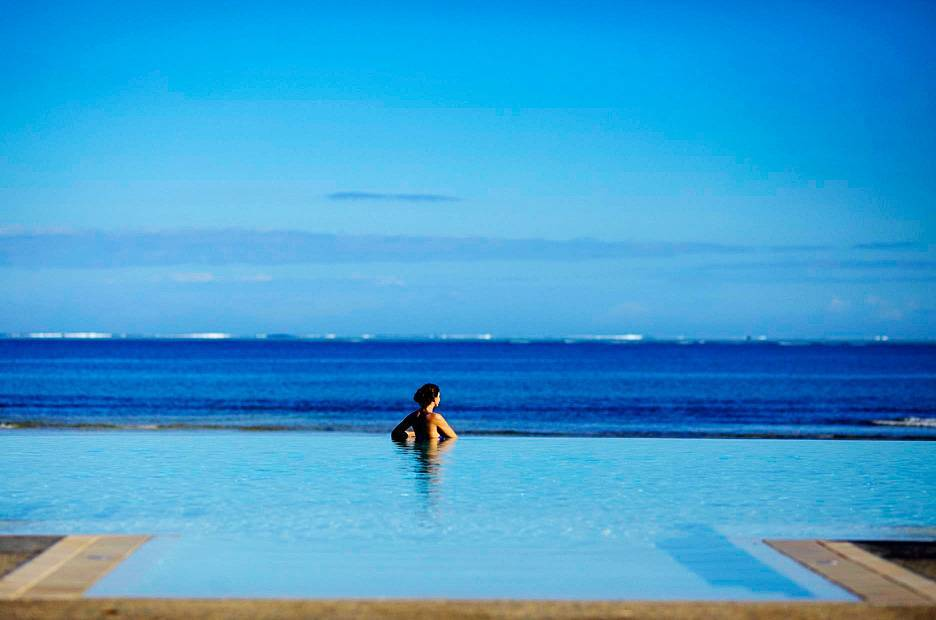 Piscinas mais lindas do mundo – Intercontinental Hotel, Fiji
