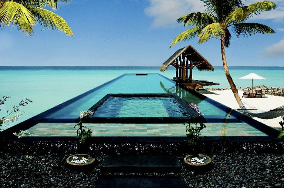 Piscinas mais lindas do mundo One Only Reethi Rah Resort