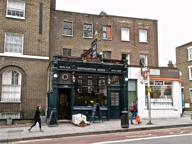 The Southampton Arms, Kentish Town2