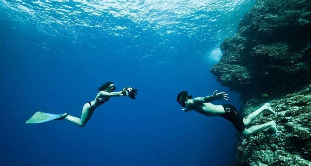 lugares para mergulhar Destaque