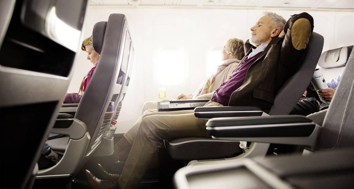 voos mais longos Destaque