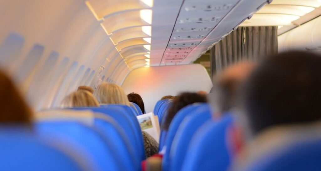 medo aviao Destaque