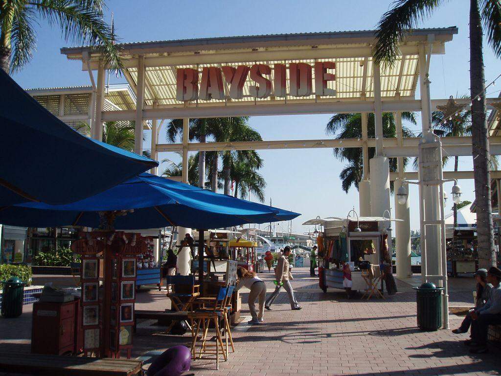 Bayside Market Place