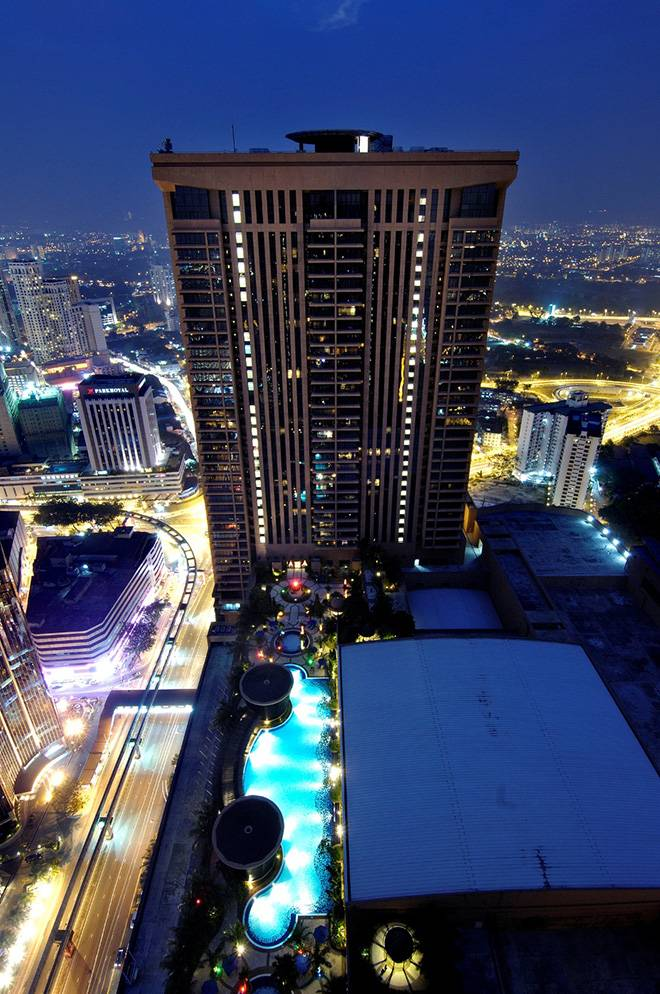 Berjaya Times Square, Malasia