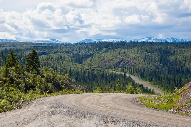 Denali Highway, Alaska