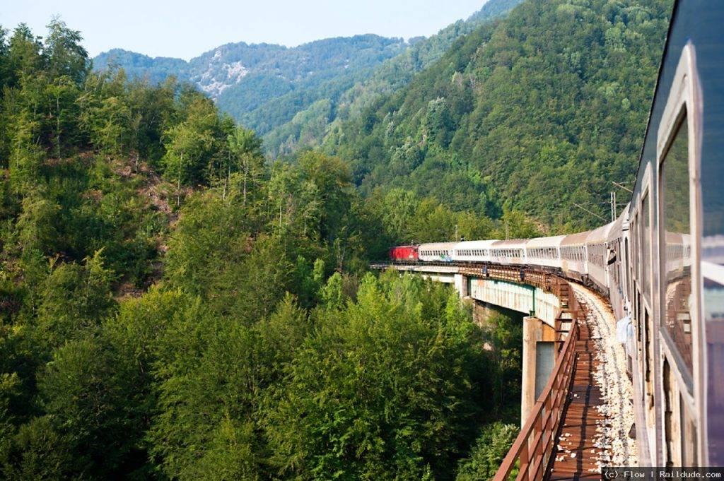 Flexipass Balkan viagens de trem blog Mar-Tha Rio