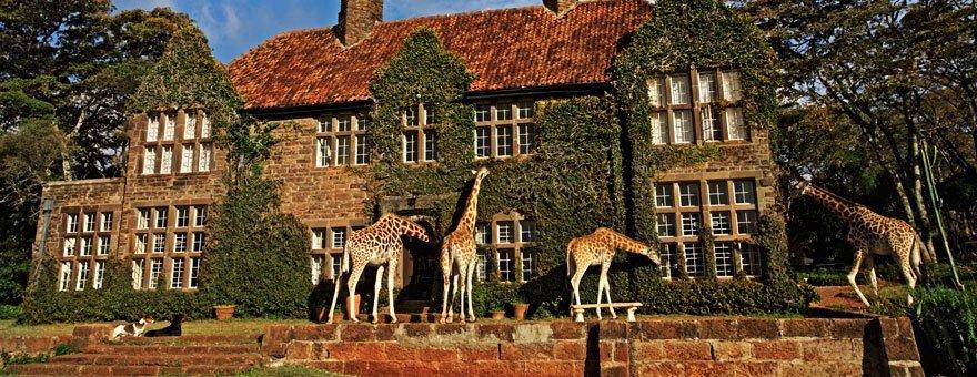 Hotel Giraffe Manor2