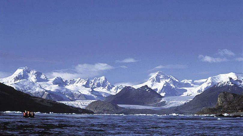 Patagonia e terra do fogo
