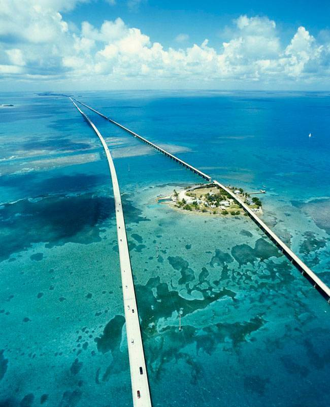 Ponte de Sete Milhas, Florida Keys