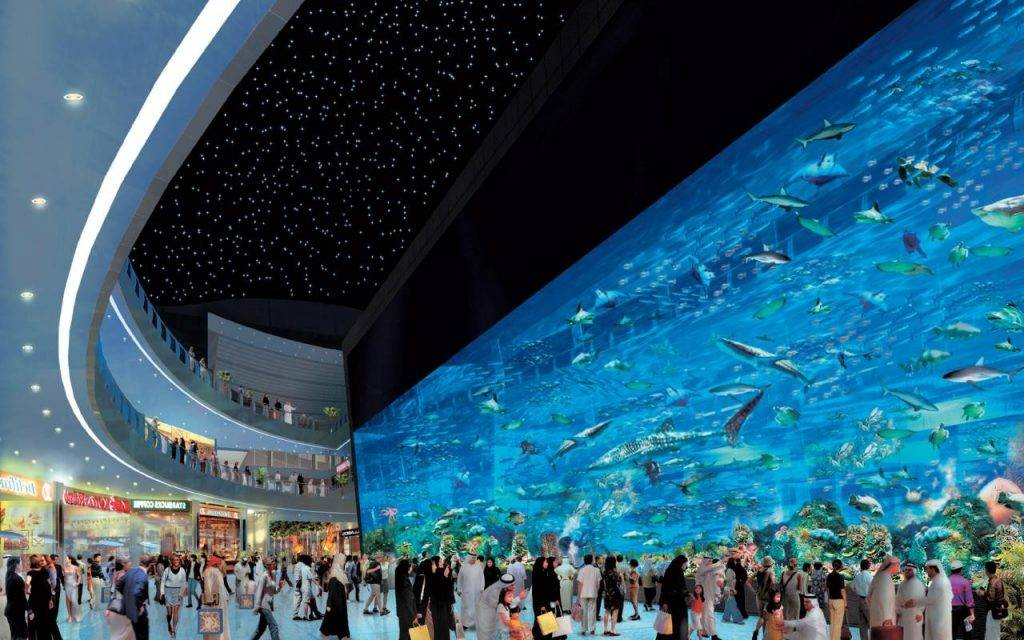 The Dubai Mall, Dubai2