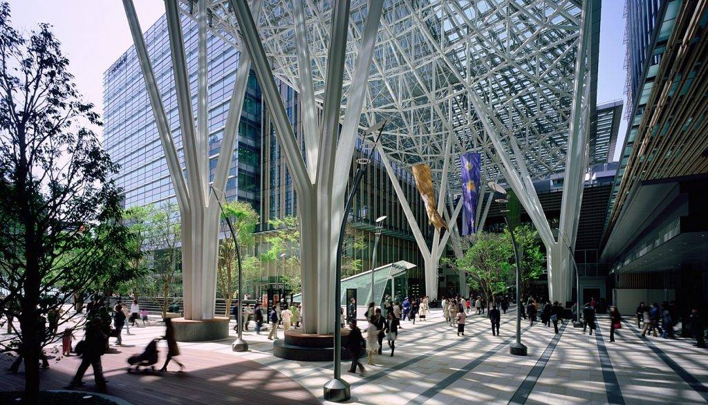 Tokyo Midtown Mall, Tokyo