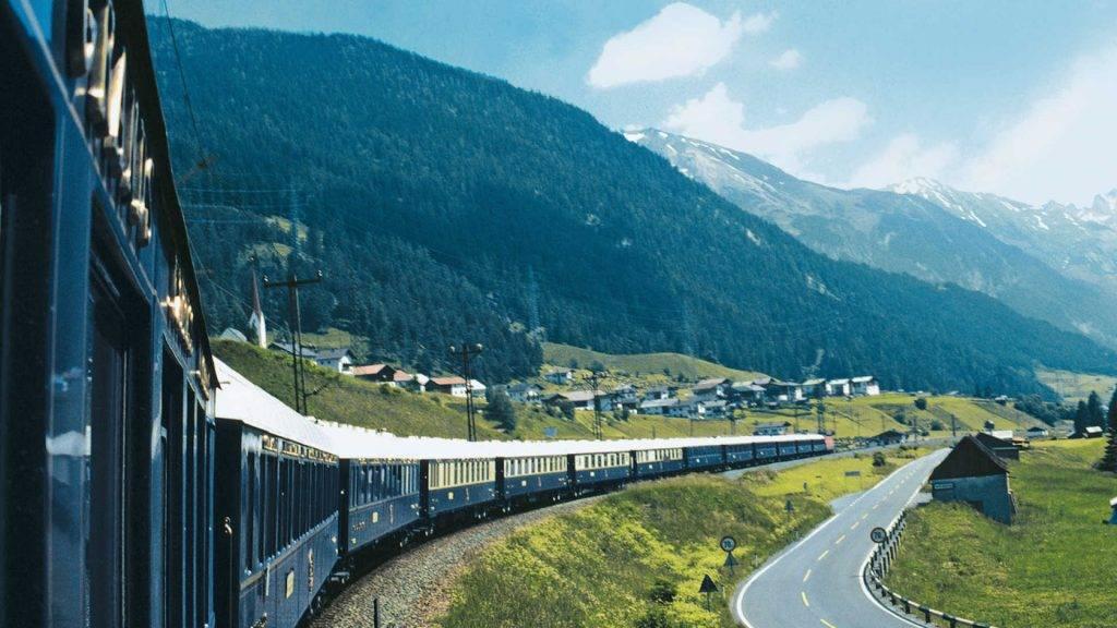 Venice Simplon – Orient Express viagens de trem blog Mar-Tha Rio