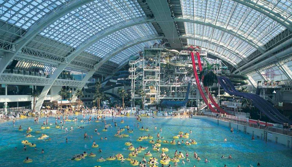 West Edmonton Mall, Canada3