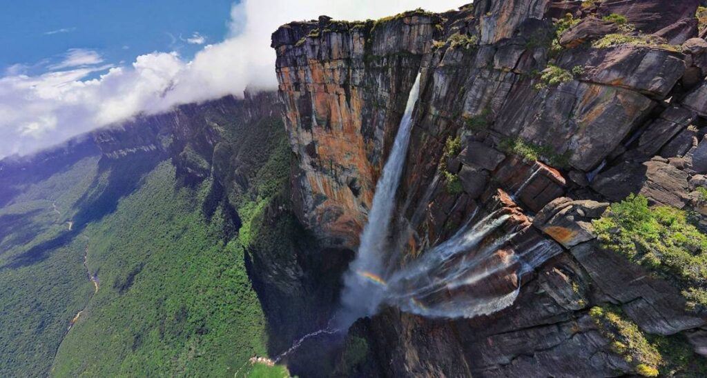 cachoeiras para turismo