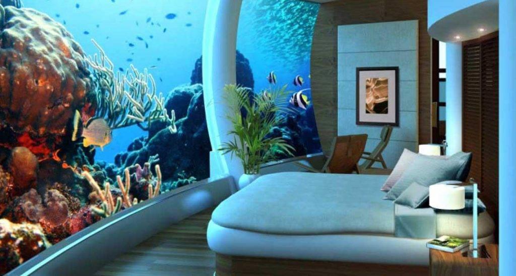 hotel submerso Destaque