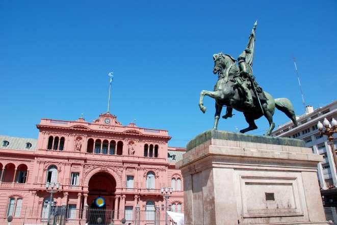 Mar-Tha Rio – Viajar sozinho – Argentina
