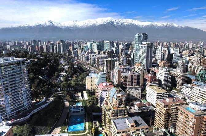 Mar-Tha Rio – Viajar sozinho – Chile