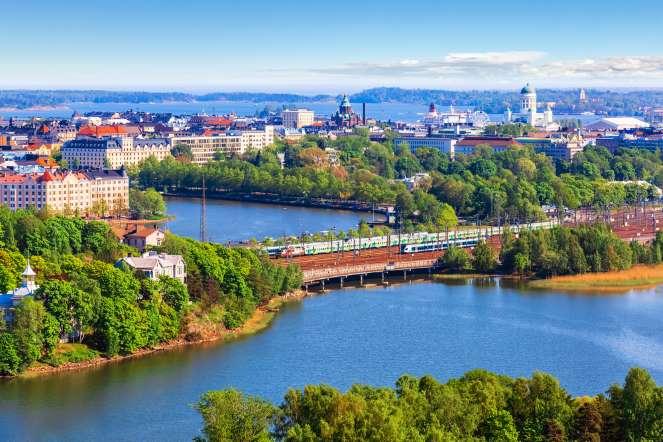 Mar-Tha Rio – Viajar sozinho – Finlandia