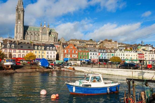 Mar-Tha Rio – Viajar sozinho – Irlanda
