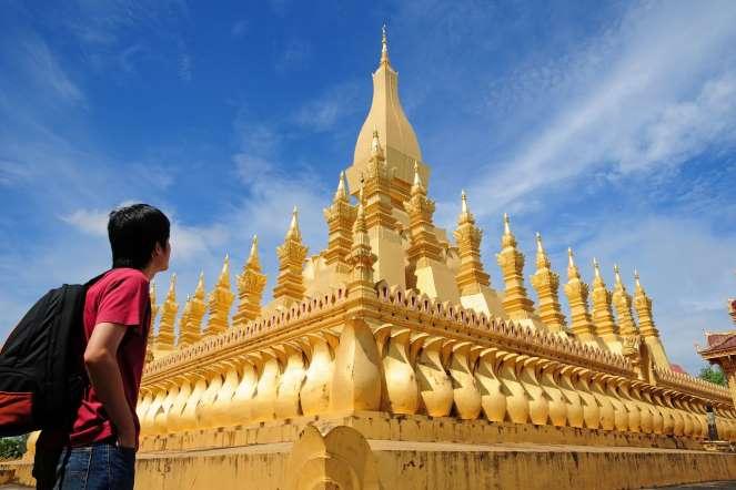 Mar-Tha Rio – Viajar sozinho – Laos