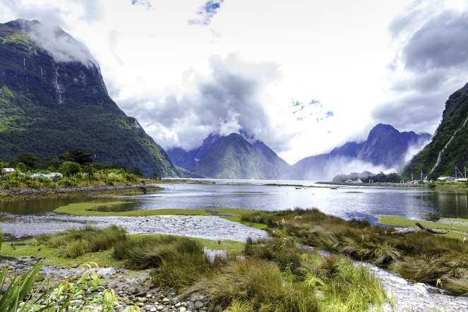 Mar-Tha Rio – Viajar sozinho – Nova Zelandia