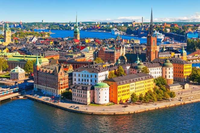Mar-Tha Rio – Viajar sozinho – Suecia
