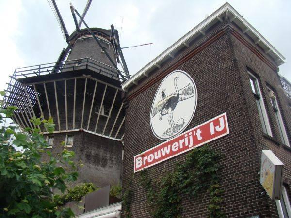 Mar-Tha Rio – bares Unisitados – Brouwerij 'T Ij (Holanda)