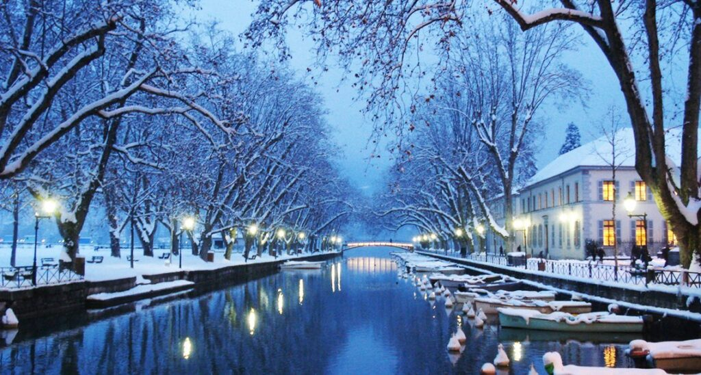 viagens de inverno na europa Destaque
