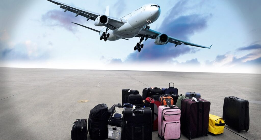 bagagem protegida Destaque
