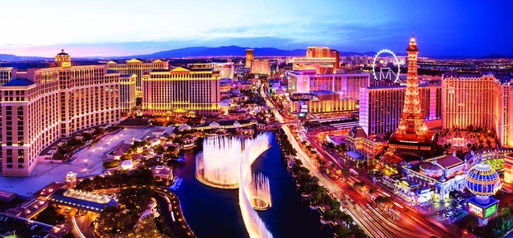 a3075ec26f5 Las Vegas - Pacotes de Viagens e Excursões