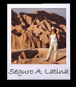 Seguro Viagem América Latina
