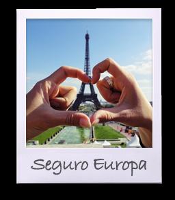 Seguro viagem Europa