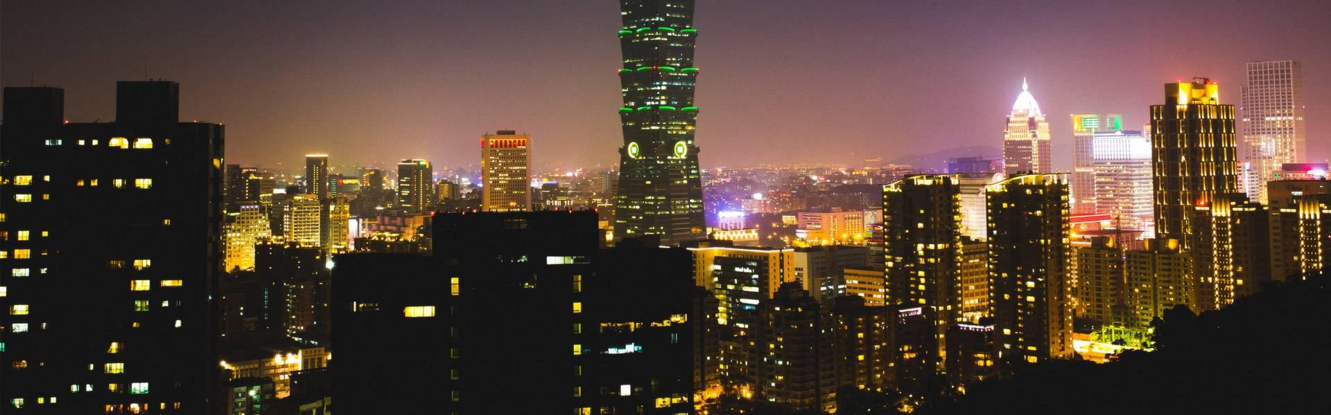 topo-taiwan Ásia