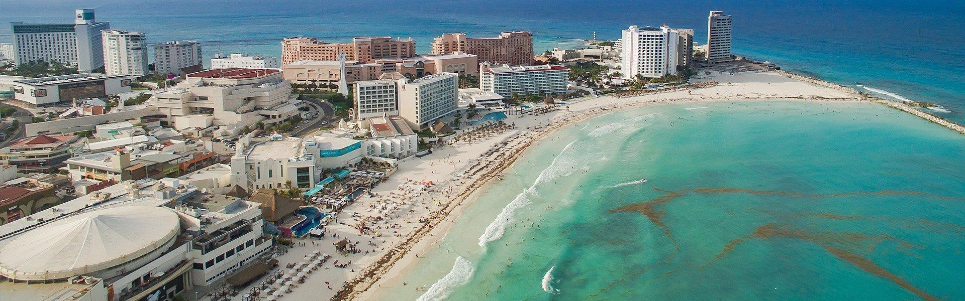 Viagens para Cancun