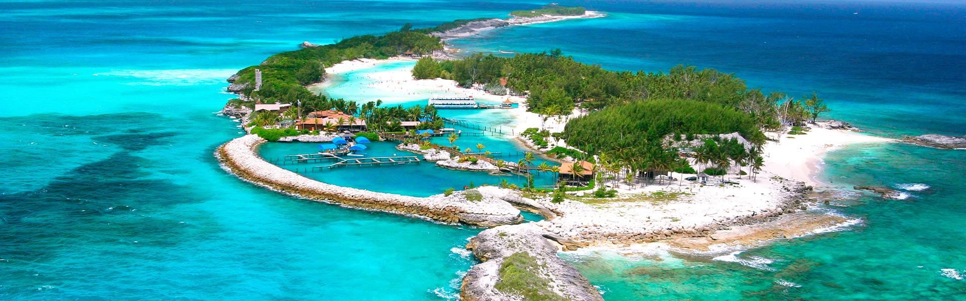 topo-bahamas Caribe & América Central
