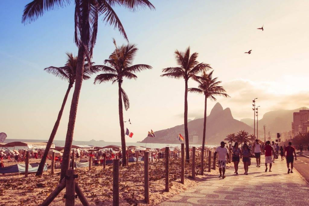 as praias do Rio de Janeiro são destinos certos nos feriados de 2018
