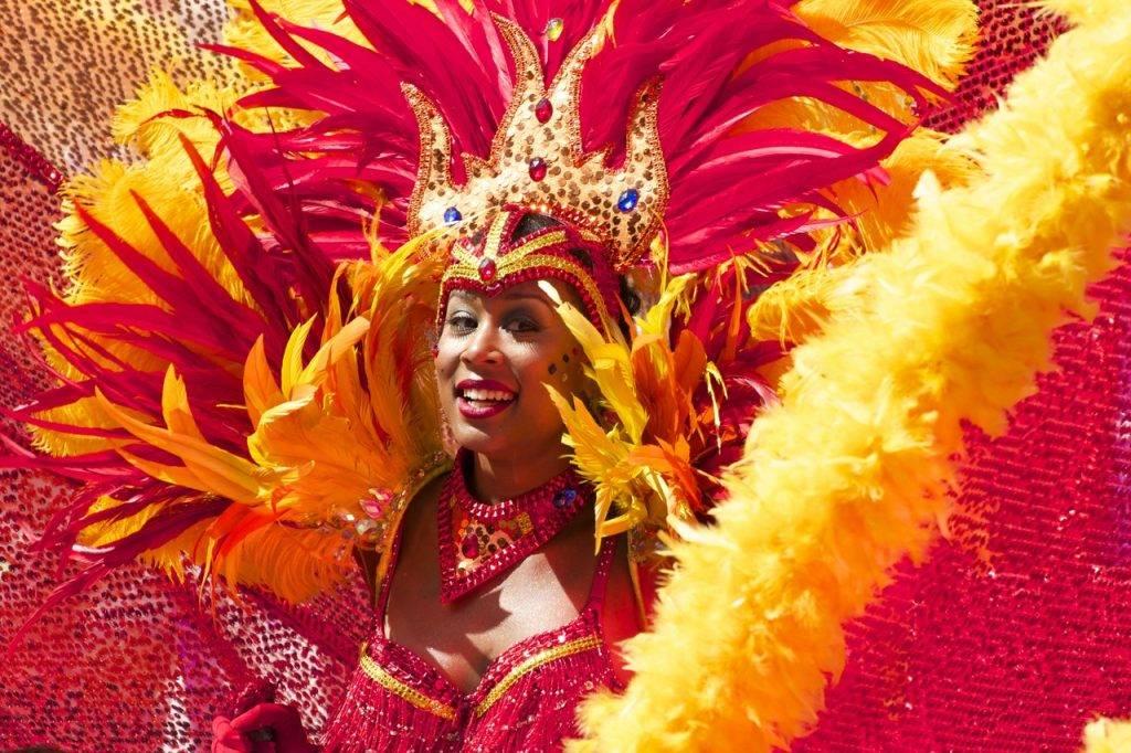 O Carnaval é um dos principais feriados de 2018