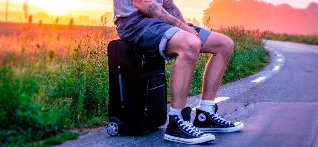 erros cometidos ao viajar