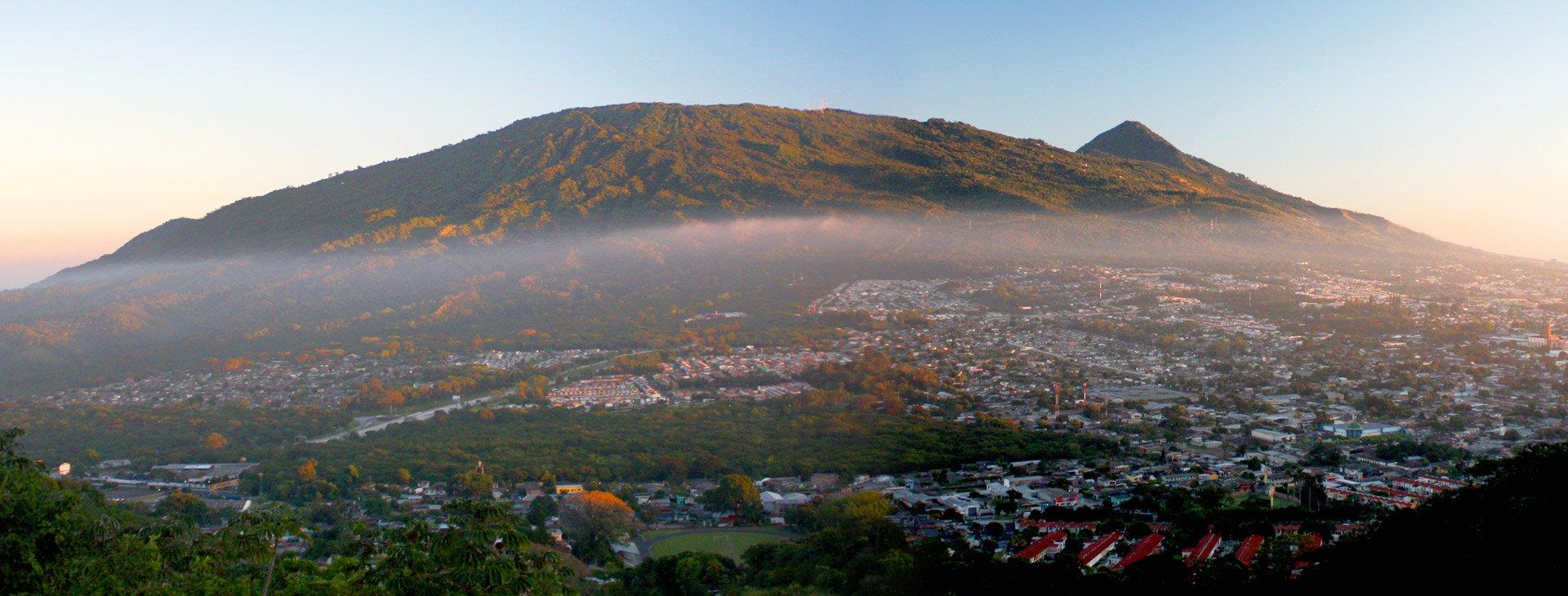 topo-El-Salvador Caribe & América Central