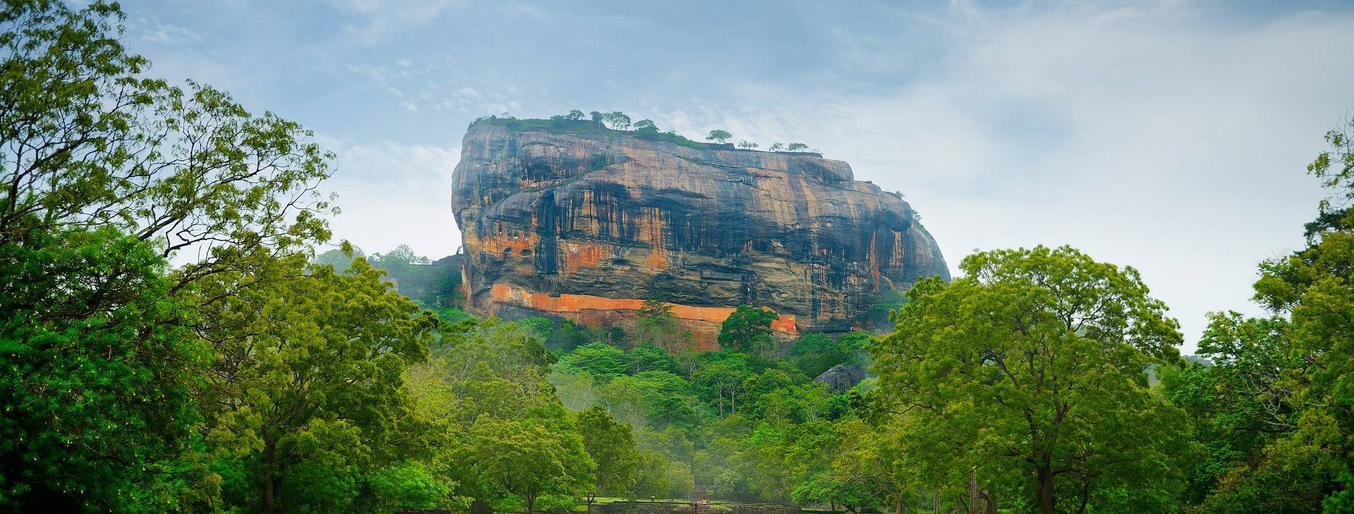 topo-Sri-Lanka Ásia
