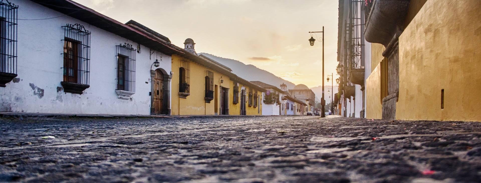 topo-guatemala Caribe & América Central