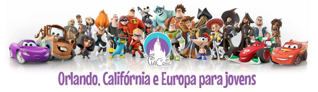 Orlando, Califórnia e Europa para Jovens