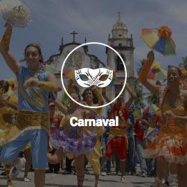 Viajar no Carnaval