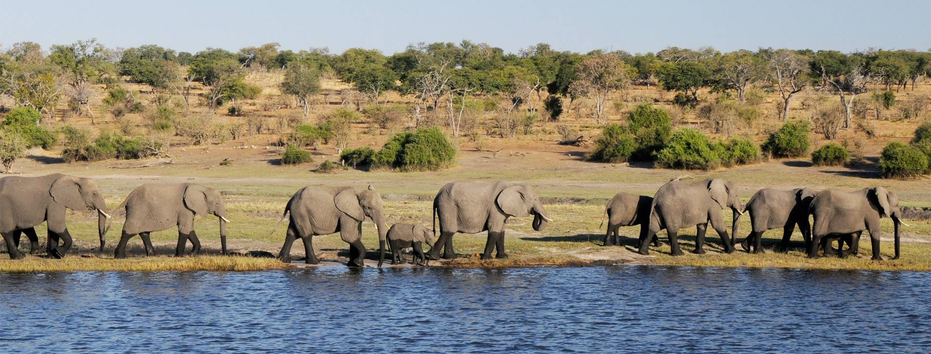 topo-botsuana África