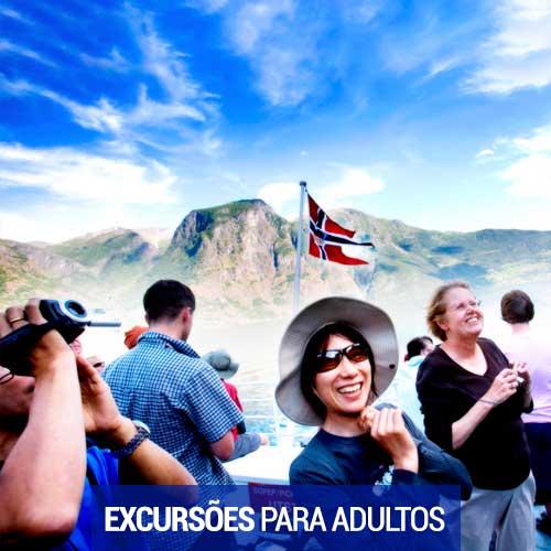 Excursões para Adultos
