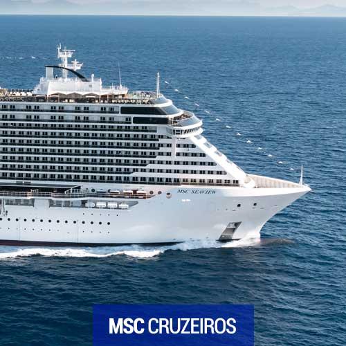 Viagens com MSC Cruzeiros